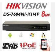 Hikvision 4 Channel NVR Machine | Cameras, Video Cameras & Accessories for sale in Nairobi, Nairobi Central