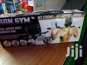 Iron Gym Total Upper Body Workout Bar | Sports Equipment for sale in Nairobi, Nairobi Central