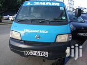 Nissan Caravan 2010 Blue | Buses for sale in Mombasa, Shimanzi/Ganjoni