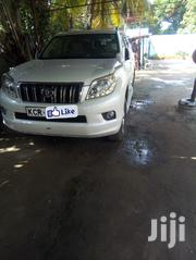 Toyota Land Cruiser Prado 2013 White | Cars for sale in Nairobi, Nairobi South