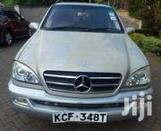 Mercedes-Benz M Class 2008 Silver   Cars for sale in Nairobi, Nairobi Central