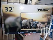 Vision Plus Digital HD LED TV - Black 32 Inches | TV & DVD Equipment for sale in Nakuru, Lanet/Umoja