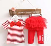 Tutu Set Tshirt & Trouser | Children's Clothing for sale in Homa Bay, Mfangano Island