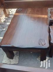 Coffee Table Made of Mahogany Wood   Furniture for sale in Nairobi, Zimmerman