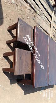 Coffee Table Made of Mahogany Wood | Furniture for sale in Nairobi, Kahawa