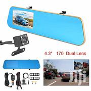 Rear View Mirror Dual Channel Recorder | Vehicle Parts & Accessories for sale in Nairobi, Lower Savannah