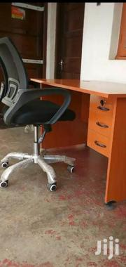 A - Office Desk 1meter+Chair Ksh 12500 Free Delivery Cal | Furniture for sale in Nairobi, Nairobi West