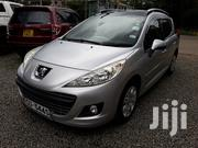 Peugeot 207 2012 SW 1.6 HDi Silver | Cars for sale in Nairobi, Nairobi West