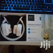 NIA X7 Headphones | Accessories for Mobile Phones & Tablets for sale in Nairobi, Kahawa