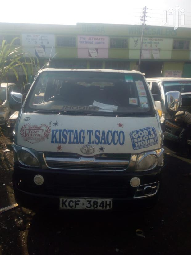 Archive: Toyota Hiace On Sale