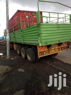 Transport Of Containers Local And Transit