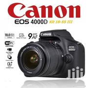 Canon Camera EOS 4000D With Free 16GB Memory Card | Accessories for Mobile Phones & Tablets for sale in Nairobi, Nairobi Central