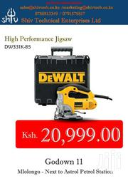 Dewalt Jigsaw | Manufacturing Materials & Tools for sale in Machakos, Syokimau/Mulolongo