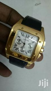 Cartier Chrono Gold Watch | Watches for sale in Nairobi, Nairobi Central