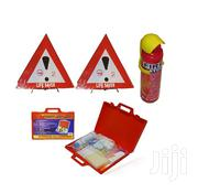 Life Saver, Fire Extinguisher & First Aid Kit Set | Safety Equipment for sale in Nairobi, Nairobi Central