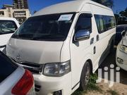 Toyota HiAce 2013 White | Cars for sale in Mombasa, Shimanzi/Ganjoni