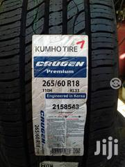 265/60/18 Kumho Tyres Is Made In Korea | Vehicle Parts & Accessories for sale in Nairobi, Nairobi Central