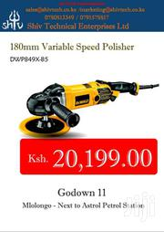 Dewalt Polisher | Manufacturing Materials & Tools for sale in Machakos, Syokimau/Mulolongo