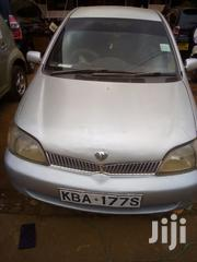 Toyota Platz 2000 Silver | Cars for sale in Embu, Kirimari