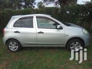 Nissan March 2011 Silver | Cars for sale in Nyeri, Mweiga