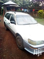 Toyota Corolla 2001 2.0 D Hatchback White | Cars for sale in Embu, Central Ward