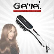 Gemei Professional Hair Straightening Brush | Hair Beauty for sale in Nairobi, Nairobi Central