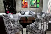 5 Seaters Sofa With Two Wingback Chairs | Furniture for sale in Nairobi, Ngara