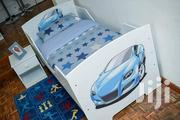 Kids Bed With a Side Cabinet | Children's Furniture for sale in Nairobi, Ngara