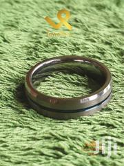 Bevelled Edges 6mm Unisex Tungsten Carbide Wedding Ring Band | Jewelry for sale in Nairobi, Nairobi Central