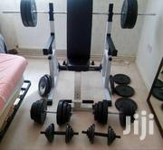 Quality Gym Weights And Barbells | Sports Equipment for sale in Nairobi, Nairobi Central