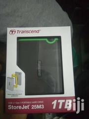 TRANSCEND 1 TB External Harddisk | Accessories for Mobile Phones & Tablets for sale in Nairobi, Nairobi Central