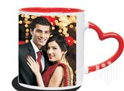 Love Handle Printed Cup | Computer & IT Services for sale in Nairobi, Nairobi Central
