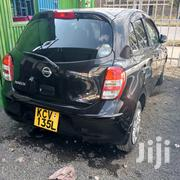 New Nissan March 2012 Black | Cars for sale in Nairobi, Kasarani