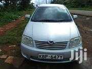 Toyota Corolla 2006 Silver | Cars for sale in Murang'a, Kamacharia
