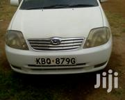 Toyota Corolla 2004 White | Cars for sale in Murang'a, Kamacharia