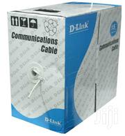 D Link Cat6 UTP Solid Cable 305m Roll | Electrical Equipments for sale in Nairobi, Nairobi Central