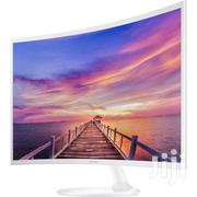 Samsung 32-inch Curved LED Monitor   Computer Monitors for sale in Nairobi, Nairobi Central