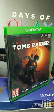 Shadow Of The Tomb Raider Xbox One | Video Games for sale in Nairobi, Nairobi Central