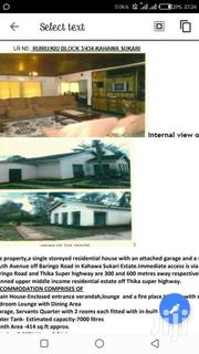 Residential Property | Houses & Apartments For Sale for sale in Kiambu, Kiuu