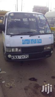 Nissan Caravan White | Buses for sale in Nairobi, Ruai