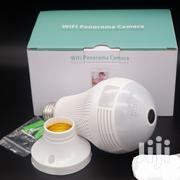 360 Degree Panoramic Fisheye Wifi Camera Bulb | Cameras, Video Cameras & Accessories for sale in Nairobi, Nairobi Central