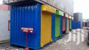 40ft Container Stalls Fabrication | Building Materials for sale in Nairobi, Kwa Reuben