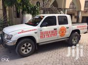 Toyota Hilux 2003 White   Cars for sale in Mombasa, Majengo