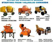 Concrete Mixers | Manufacturing Materials & Tools for sale in Nairobi, Nairobi South