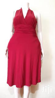 Red Poly Dress | Clothing for sale in Nairobi, Kilimani