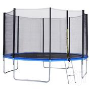 12ft Trampoline With Enclosure | Sports Equipment for sale in Nairobi, Nairobi West