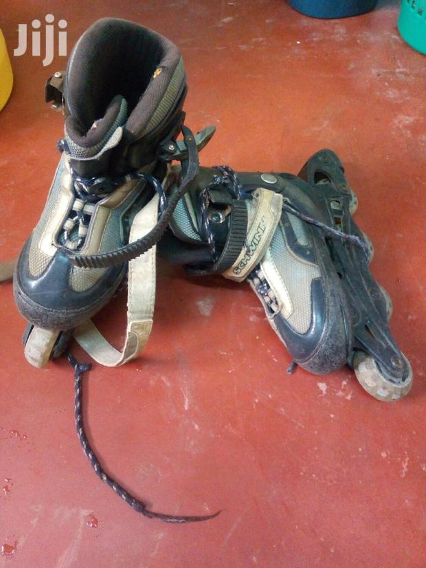 Archive: Skating Shoes