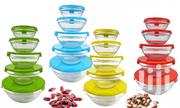 5 Pc Nesting Dipping Condiments Glass Storage Bowls - Assorted | Kitchen & Dining for sale in Nairobi, Nairobi Central