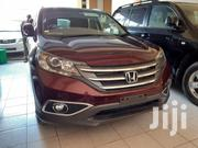Honda CR-V 2013 EX 4dr SUV (2.4L 4cyl 5A) Red | Cars for sale in Mombasa, Shimanzi/Ganjoni
