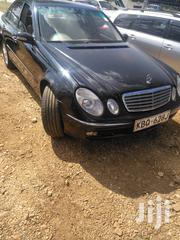 Mercedes-Benz E240 2003 Black | Cars for sale in Uasin Gishu, Racecourse